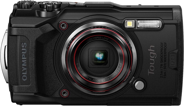 Image of Olympus Tough TG-6 Waterproof Camera