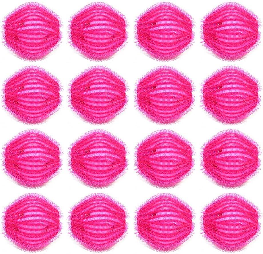 Reusable Dryer Washing Ball 16 Financial Factory outlet sales sale Pcs Pet Lint Wash Balls Remover