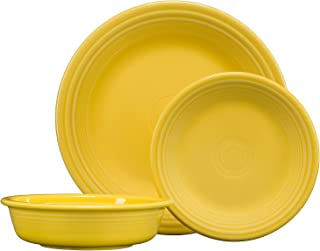 Fiesta 3-Piece Classic Place Setting in Sunflower