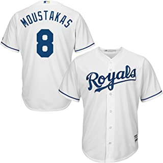 mike moustakas royals jersey