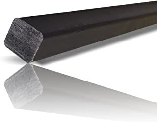 Vierkantstahl Quadratstahl von 6-30 mm S235JR DIN EN 10059 6x6-500mm Vierkanteisen