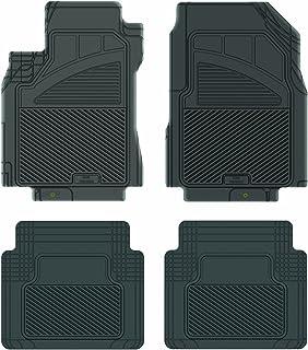 Koolatron Pants Saver Custom Fit 4 Piece All Weather Car Mat (Black)