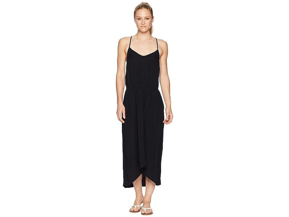 Carve Designs Grayson Dress (Black) Women