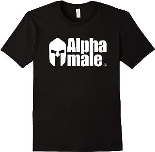 C773 ALPHA MALE Gym Rabbit T-Shirt Workout Fitness Motivate