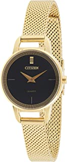CITIZEN Womens Quartz Watch, Analog Display and Stainless Steel Strap - EZ7002-54E