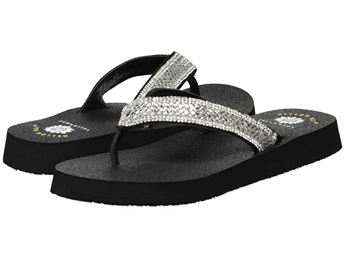 Yellow Box  Soriano (Clear) Womens Sandals