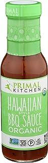PRIMAL KITCHEN Organic Hawaiian Style BBQ Sauce, 8.5 OZ