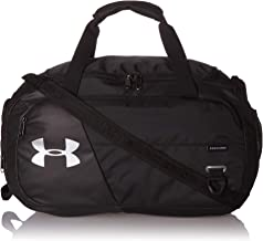 Under Armour Sport and Outdoor Duffle Bags for Unisex, Black