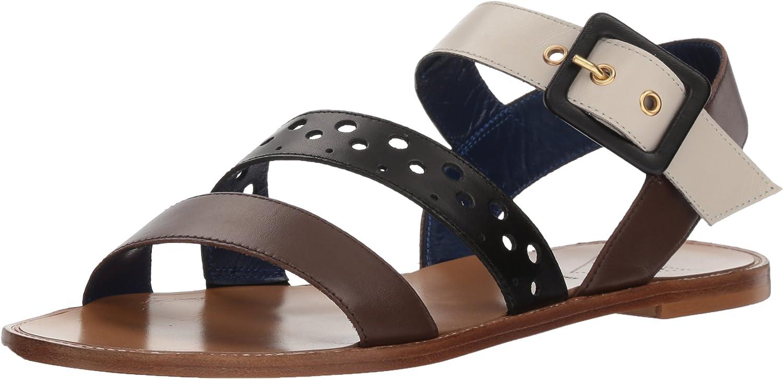 Amalfi By Rangoni Womens Igino Flat Sandal