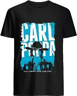 Carl Poppa T shirt Hoodie for Men Women Unisex