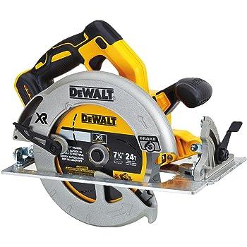 DEWALT 20V MAX 7-1/4-Inch Circular Saw with Brake, Tool Only (DCS570B)