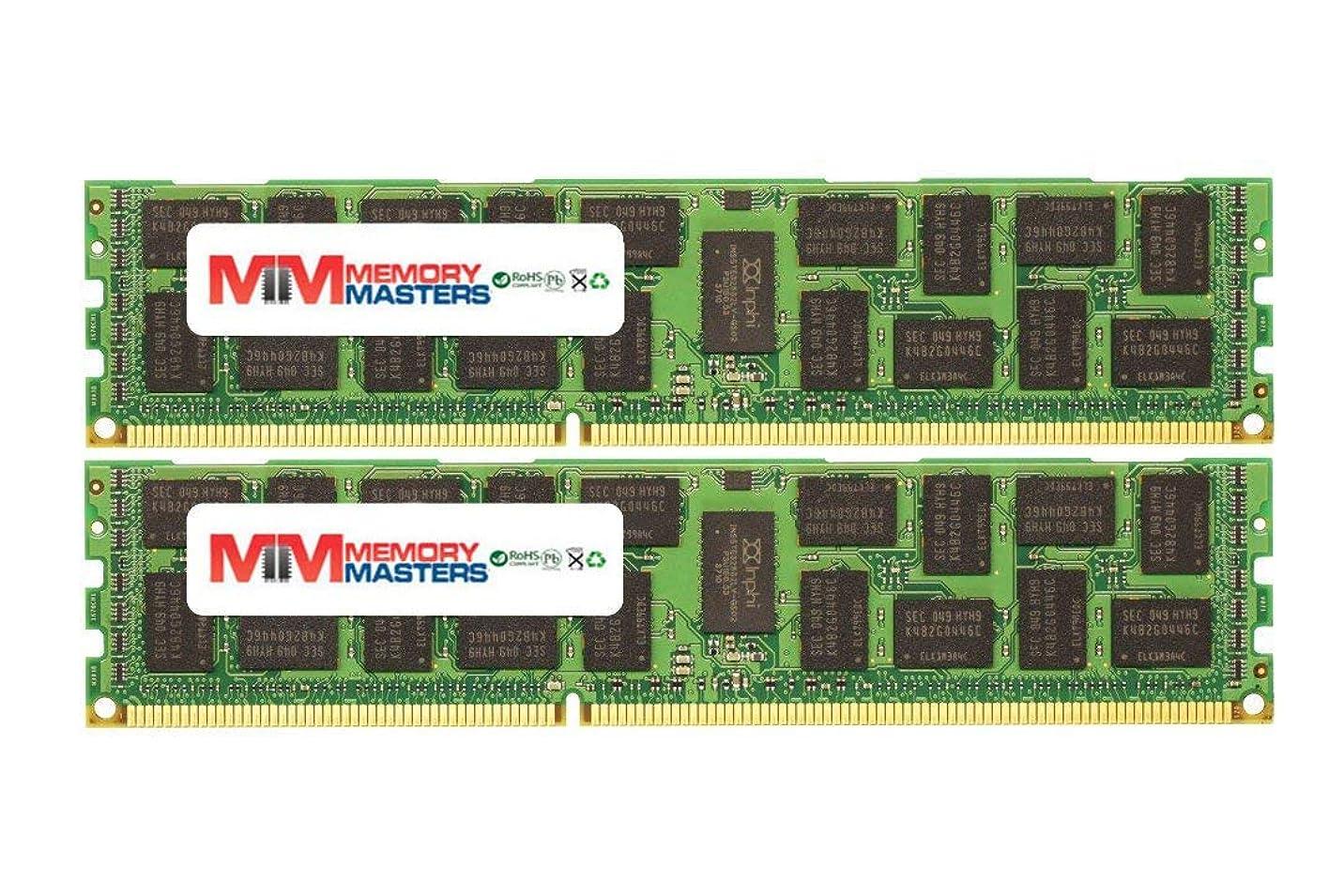 散る証書インターネット16GB 2X8GB メモリー RAM Dell 互換 PowerEdge T310 R310 240pin PC3-10600 1333MHz DDR3 RDIMM MemoryMasters メモリ モジュール アップグレード