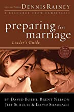 Preparing for Marriage Leader's Guide