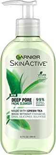 Best Garnier SkinActive Face Wash with Green Tea, Oily Skin, 6.7 fl. oz. Review