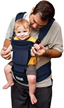 BABY STEPS Baby Carrier Hip Seat Ergonomic 6-in-1, Soft Carrier hipseat for All Seasons,..