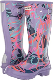 Best bright violet hunter boots Reviews