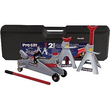 3 Piece Milestone Tools Powerzone 380034 2 Ton Jack Combo