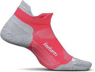 Feetures mens Elite Ultra Light No Show Tab Socks