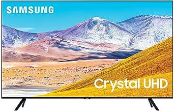 SAMSUNG 55-inch Class Crystal UHD TU-8000 Series - 4K UHD HDR Smart TV with Alexa Built-in (UN55TU8000FXZA, 2020 Model) (R...