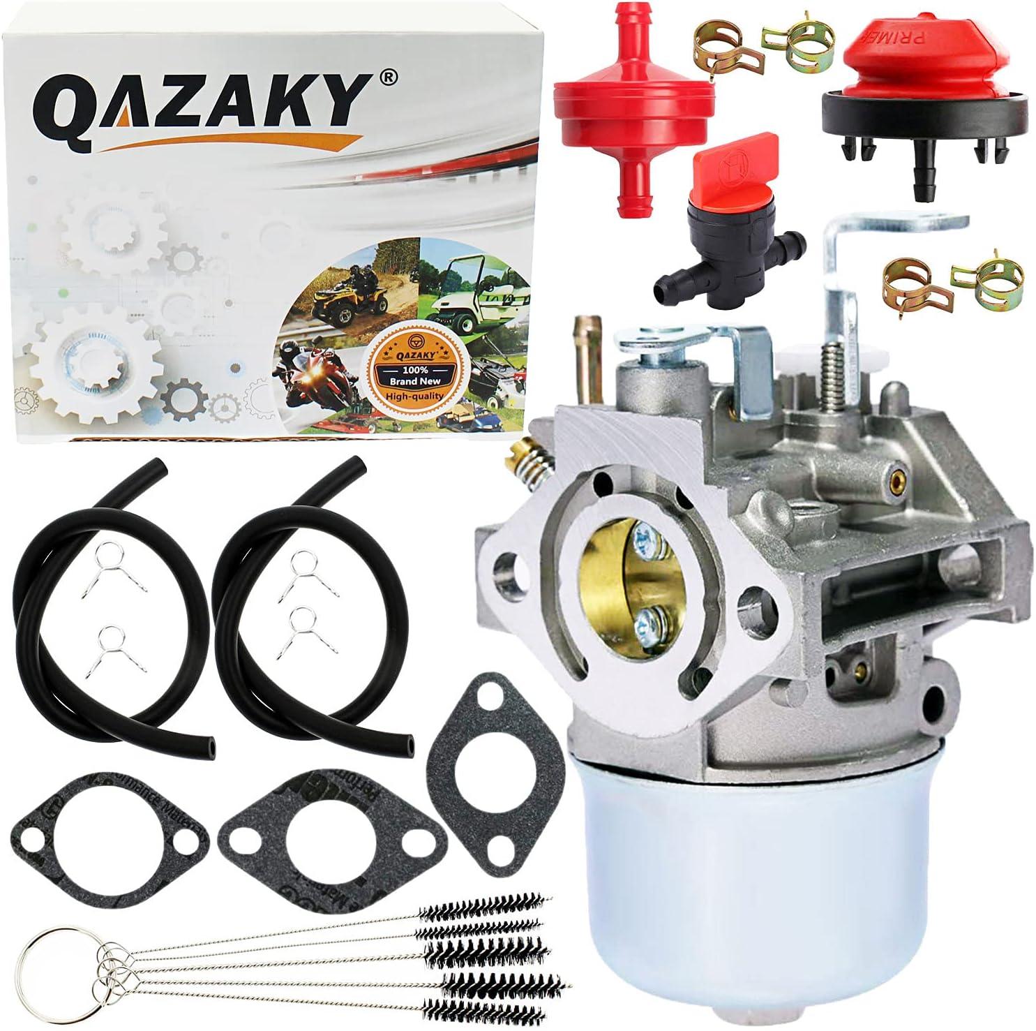 QAZAKY Carburetor Kit Rapid rise Compatible Max 78% OFF with CCR2000 Snowb Toro CCR3000