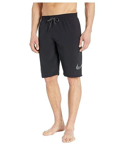 Nike 11 Onyx Flash Breaker Volley Shorts (Black) Men