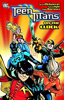 Teen Titans: On the Clock