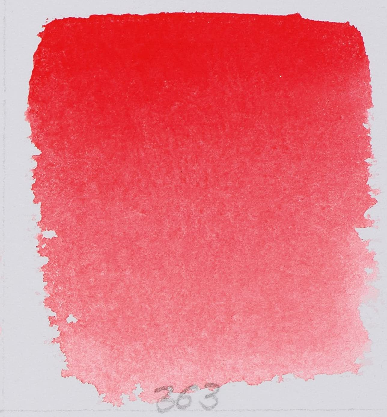 Schmincke Horadam Watercolor 15 ml Tube - Scarlet Red