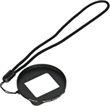 Polaroid 52mm Filter Adapter Ring For GoPro HERO3, 3+, HERO4 With A Standard Housing - Mount Filters To Your GoPro