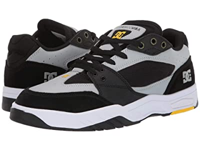 DC Maswell (Black/Grey/Yellow) Men