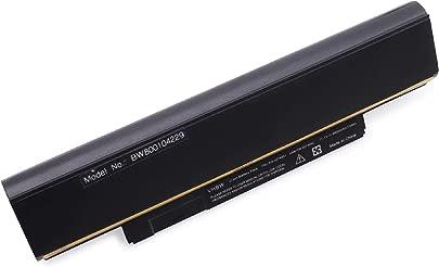 vhbw Li-Ion Akku 6600mAh  11 1V  schwarz f r Notebook Laptop Lenovo ThinkPad E120  X121e  X130e  Edge E120  E125  E135  E320 wie 42T4943  42T4951