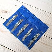 X-BAOFU, 5pcs 76mm 3 Pulgadas Diamante Recubierto de calar Hojas de Sierra Cortador de azulejo Cuchilla de Corte T-vástago Grit 50 Herramientas Eléctricas Accesorios