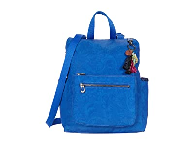 Sakroots Eco-Twill Loyola Convertible Backpack