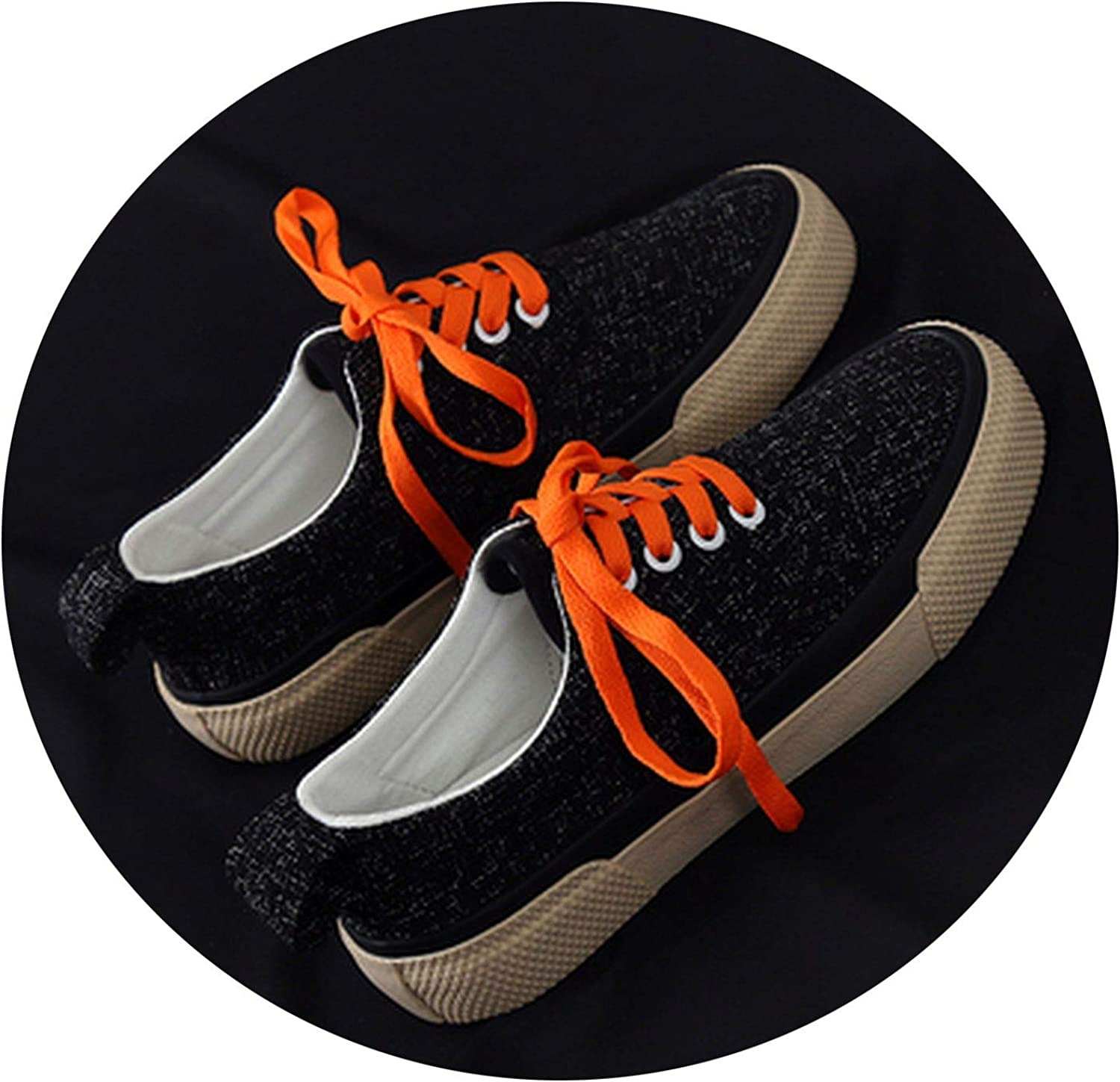 Woman Fashion shoes Spring Fashion Women Canvas shoes Casual Breathable Cute shoes Sneakers