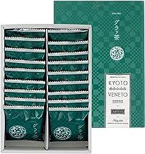 京都ヴェネト グラッ茶 18枚入 ラングドシャ 焼菓子