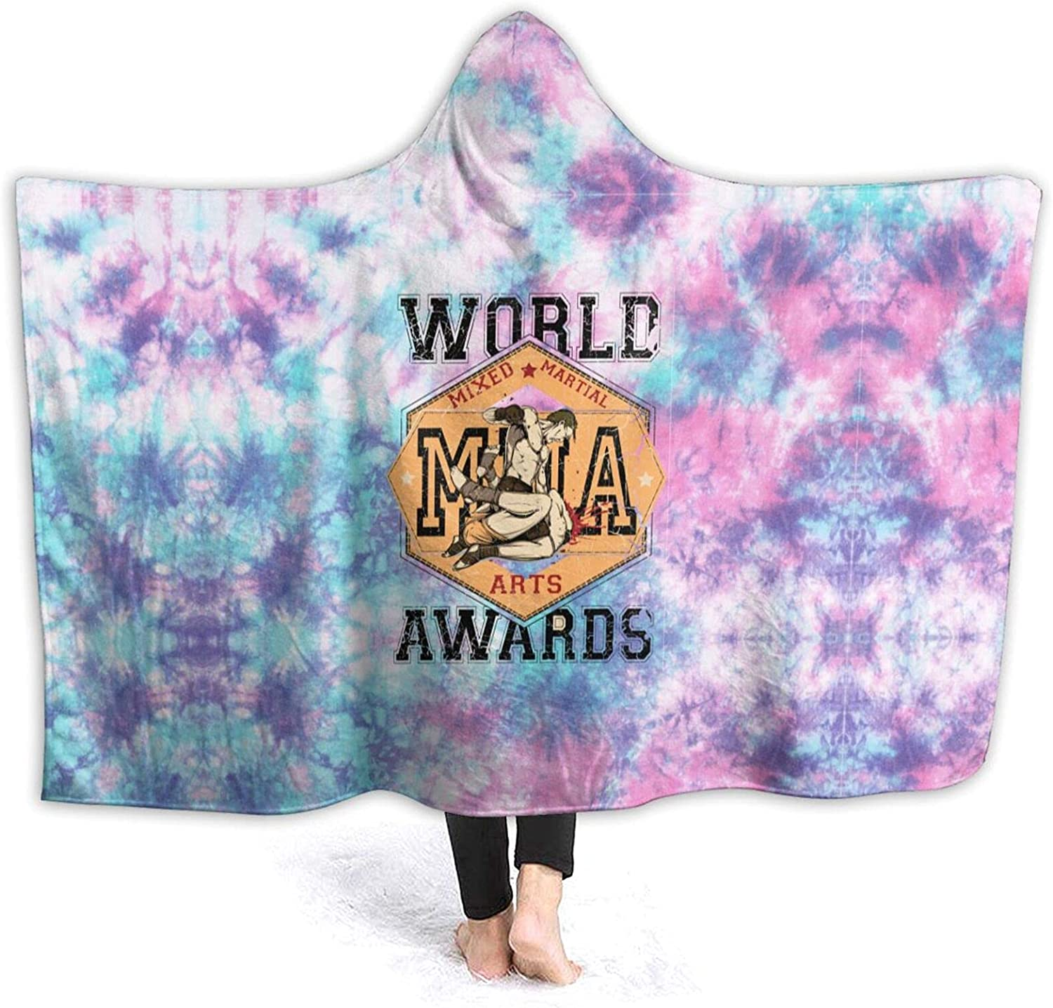 Artistic Wrestling Champions Fight Blanket Comichooded New mail order Throw Cheap sale Fle