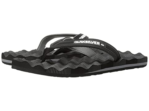 Quiksilver Quiksilver Massage black/grey/black