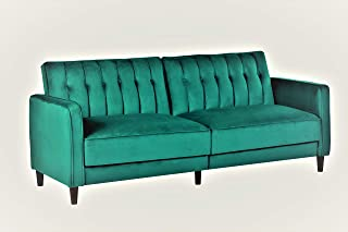 Fantastic Amazon Com Green Couch Sleeper Sofas Sofas Couches Beatyapartments Chair Design Images Beatyapartmentscom