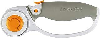Fiskars F9521P Softgrip Handle Rotary Cutter   45mm Titanium Easy Change Blade
