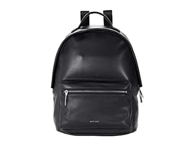 Matt & Nat Bali Loom (Black) Backpack Bags