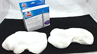 Bissell Steam Mop Deluxe Replacement Pads, 42G3