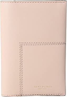 Tory Burch - Block-T Travel Passport Holder