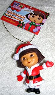 1 X Dora the Explorer in Santa Claus Suit 3