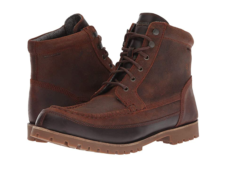 Wolverine Heritage Gainor (Brown Suede) Men