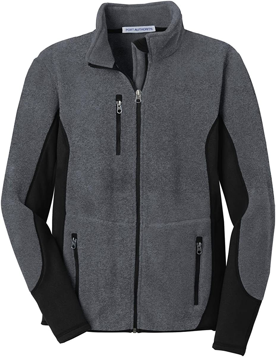 Port Authority R-Tek Pro Fleece Animer and price revision F227 Limited price sale Jacket. Full-Zip