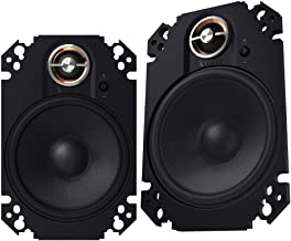 "$89 » Infinity Kappa 64CFX - 4"" x 6"" two-way car audio plate multielement speaker"