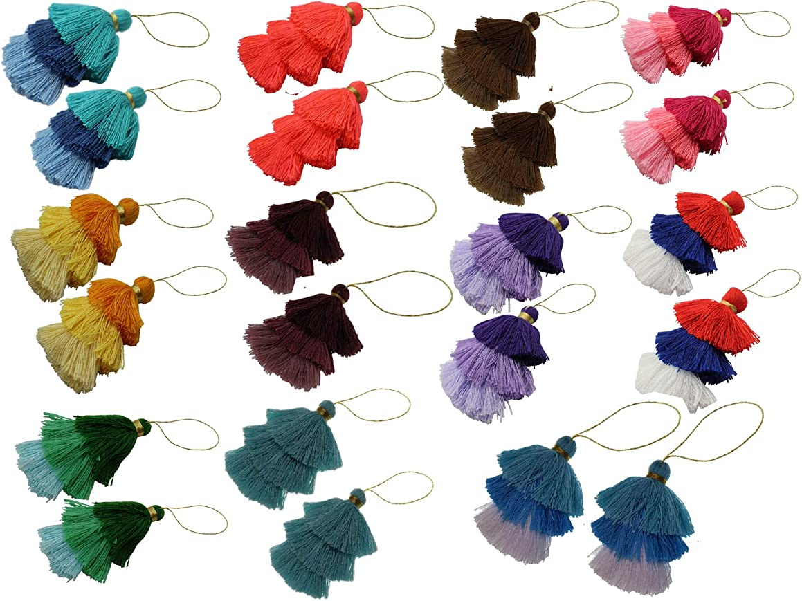 PAMIR TONG 22pcs Muti-Color 2.7
