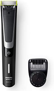 Philips Norelco Oneblade Pro Hybrid Electric Trimmer and Shaver, QP6510/70