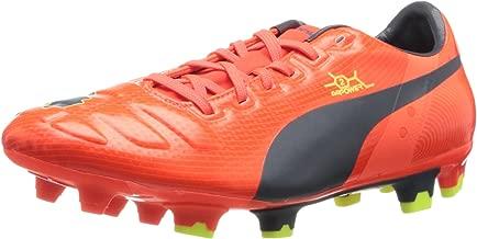 PUMA Men's evoPOWER 2 Firm Ground Soccer Shoe