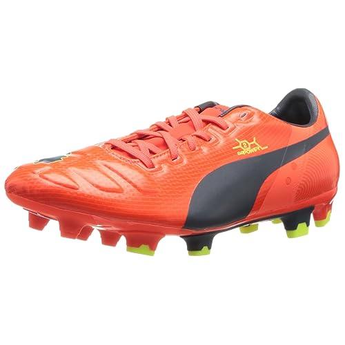 3f79db6b29ce25 PUMA Men s evoPOWER 2 Firm Ground Soccer Shoe