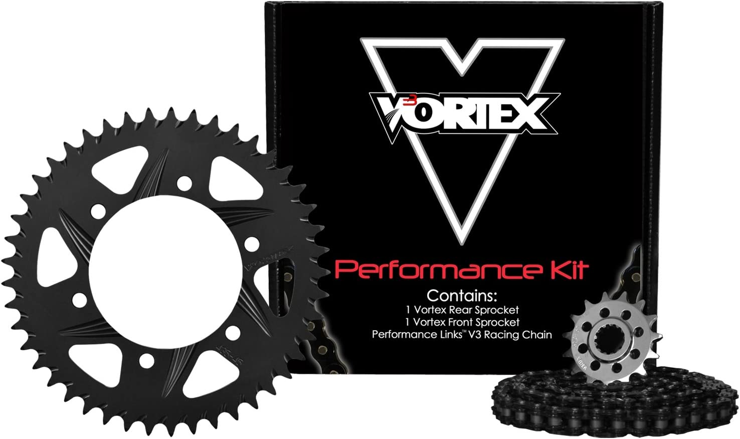 Vortex CK2231 Chain and Sales for sale Kit Latest item Sprocket